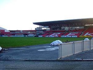 Bryne FK - Bryne Stadion