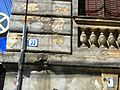Bucuresti, Romania, Casa pe Str. Frumoasa nr. 33, sect. 1 (detaliu).JPG