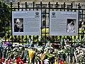 Bucuresti, Romania. PALATUL REGAL (Funerariile Reginei Ana, Principesă de Bourbon-Parma) (B-II-m-A-19856).jpg