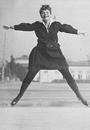 Herma Szabo - Szabo in 1931