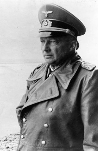 Günther von Kluge - Kluge on the Western Front