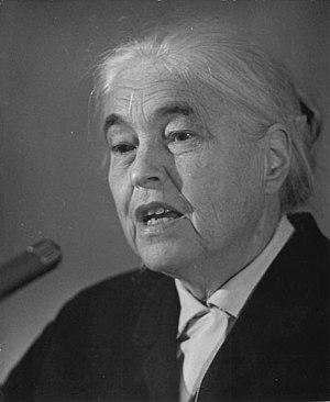 Anna Seghers (1966).