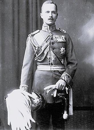 Prince Leopold, Duke of Albany - Image: Bundesarchiv Bild 183 R05618, Karl Eduard von Sachsen Coburg und Gotha