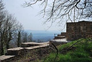 Hohenstaufen Castle castle ruin in Germany