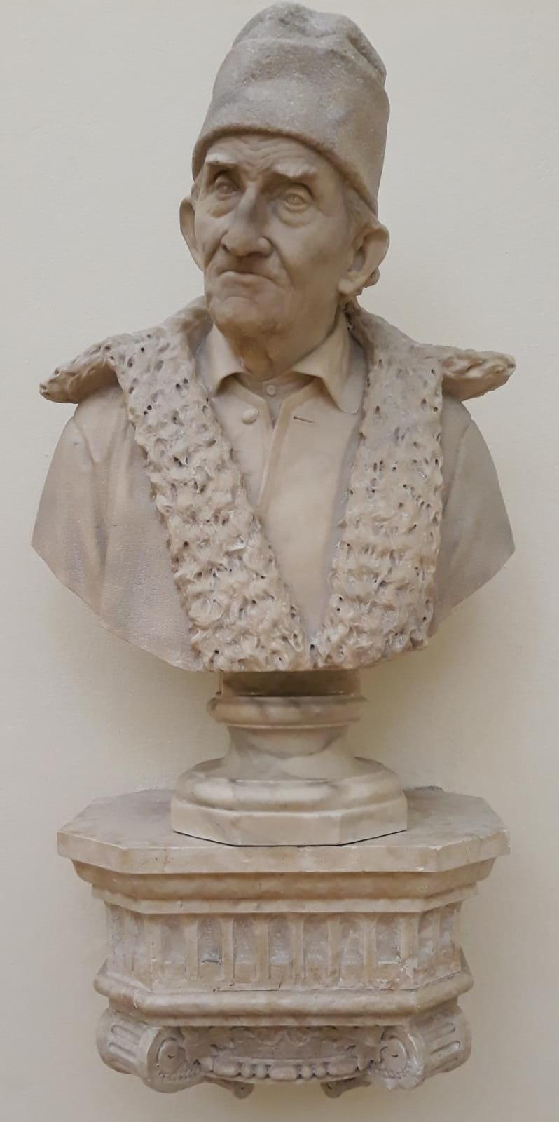Busto di Girolamo dai Libri