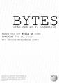 Bytes - propagandaposter.xcf