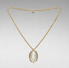 Pendant with Reverse Intaglio of the Anastasis