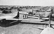 C-47s and CG-4s for Op Varsity 1945