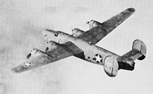 Consolidated C-87 Liberator Express - Image: C 87 liberator express