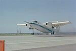 C-8A Buffalo Augmentor Wing Jet STOL Research Aircraft.jpg