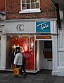 CC, Tate and Blue Arrow in Guildford High Street - geograph.org.uk - 1630476.jpg