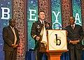 CG Wins receives BEYA 2018 Stars and Stripes Award (40178656571).jpg