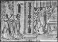 CH-NB - Stein am Rhein, Kloster Sankt-Georgen, Wandmalerei, vue partielle - Collection Max van Berchem - EAD-6986.tif