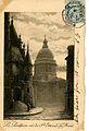 CH PINET SCULP n° 18 Le Panthéon vu de Saint-Étienne-du-Mont.jpg