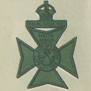 City of London Rifles - Image: CLR Badge