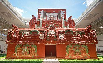 History of Honduras - Image: CPN Rosalila 01
