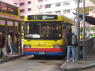 城巴92線一直客量欠佳,多年以來都是巴士路線發展計劃的常客,例如2009年便被建議縮減至只在平日繁忙時間服務。 (圖片:Tokyo Metro@Wikimedia)