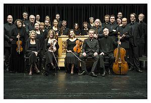 Collegium Vocale Gent - Image: CVG choir & orchestra by Michiel Hendrickx