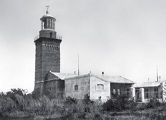 Cabra Island Lighthouse - Cabra Island Lighthouse