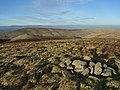 Cairn, Ben Buck slopes - geograph.org.uk - 331864.jpg