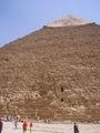Cairo - Cheops pyramid.JPG