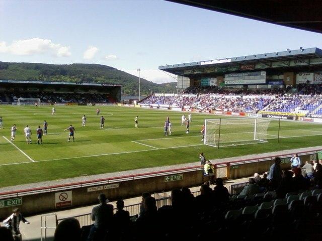 Caledonian Stadium - geograph-916623
