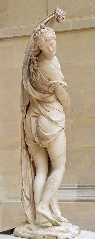 Venus Callipyge - Venus Callipyge by François Barois, 1683–86 (Musée du Louvre)