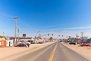 Place in Baja California, Mexico