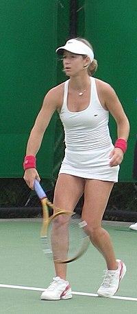Camille Pin 2006 Australian Open.JPG