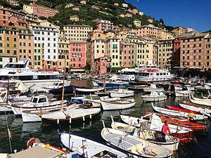 Camogli - Image: Camogli, Liguria (8858797439)