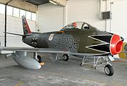 Canadair CL-13B-6 Sabre, Germany - Air Force JP7395609.jpg