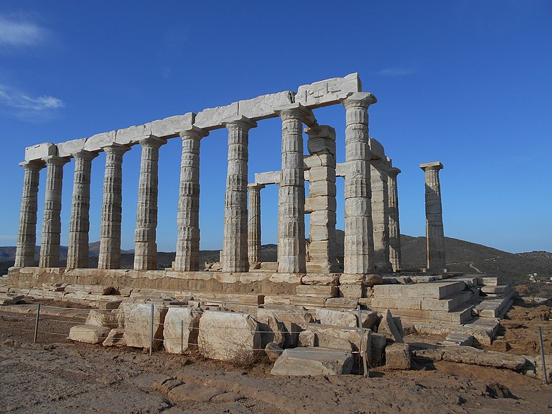 File:Cape Sounion - Poseidon temple (1).jpg