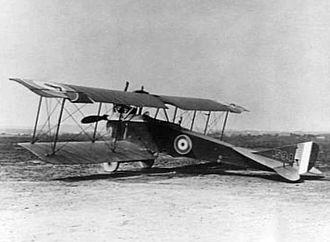 Battle of Albert (1916) - Image: Captured LVG C.II c 1916