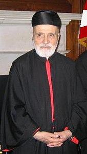 Cardinal Nasrallah Peter Sfeir