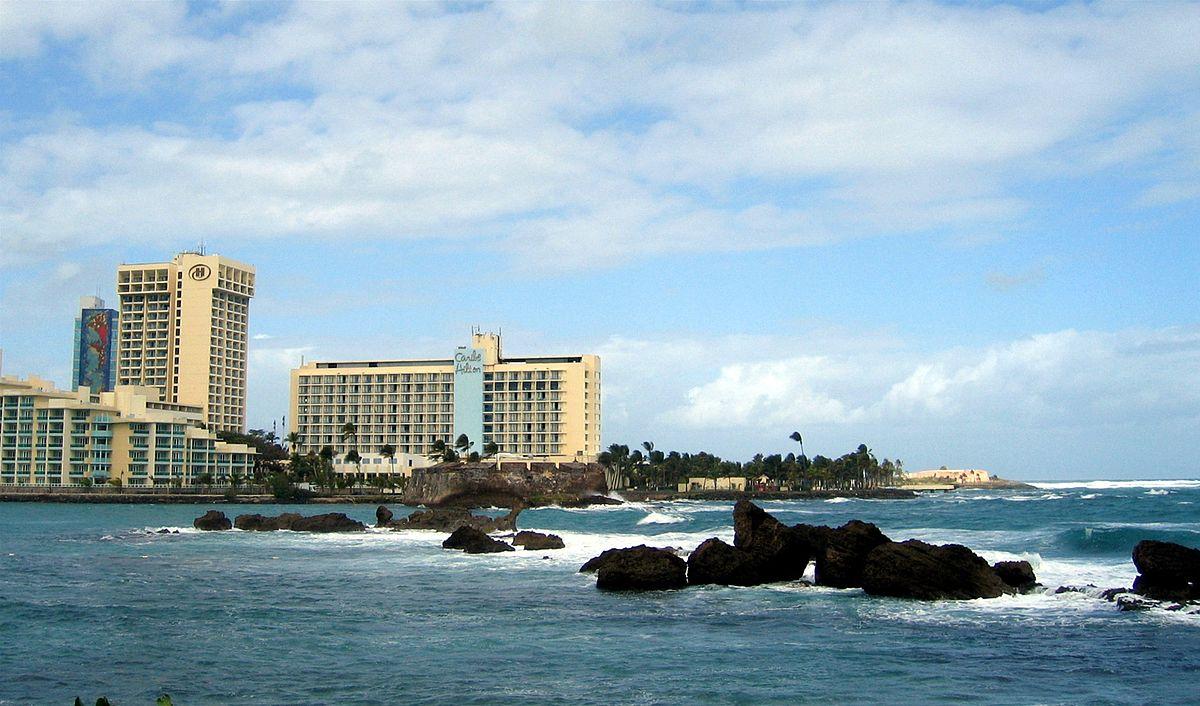 Caribe Hilton Hotel Wikipedia