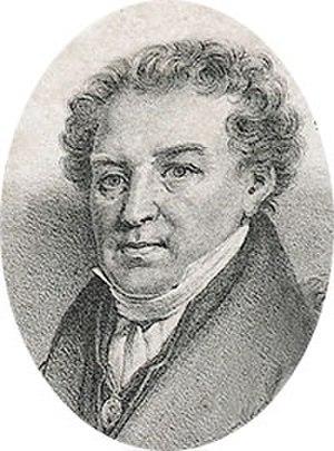 Carl Johan Fahlcrantz - Carl Johan Fahlcrantz