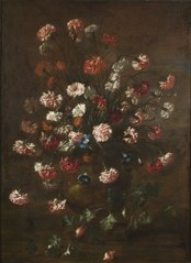Carnations in an Urn
