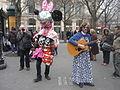 Carnaval des Femmes 2015 - P1360685 - Place du Châtelet.JPG