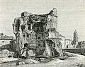 Carrara avanzi del castello di Castruccio Castracani in Avenza.jpg