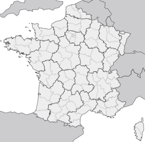 carte de france a modifier