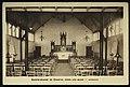 Carte postale - Antony - (Chapelle de) Sainte-Jeanne de Chantal Hors-les-Murs - intérieur.jpg