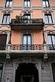 Casa Valli, via Bernardino Zenale, 13, Milano, facciata.jpg