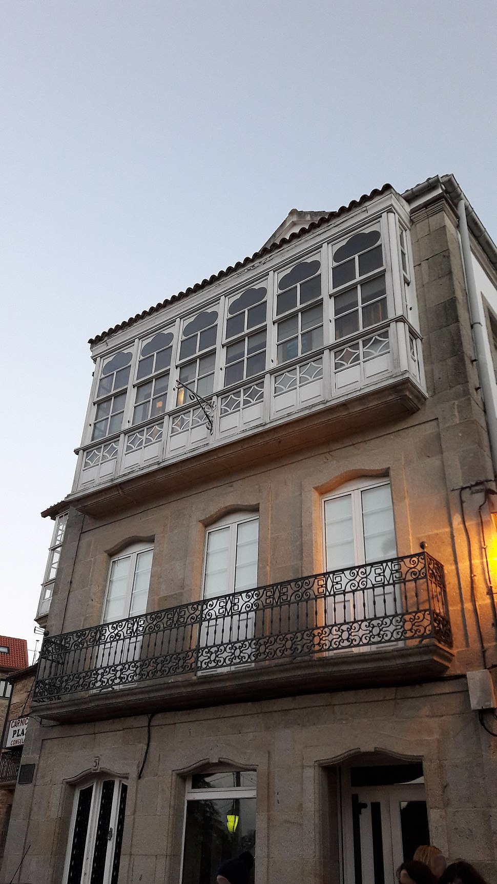 Casa natal de Plácido Castro
