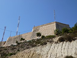 Castell de Sant Ferran (Alacant) 01.JPG