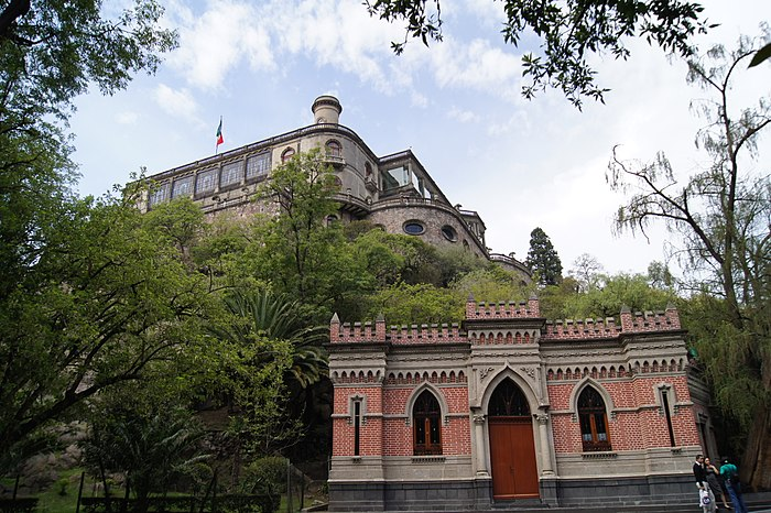 Castillo Chapultepec Castle