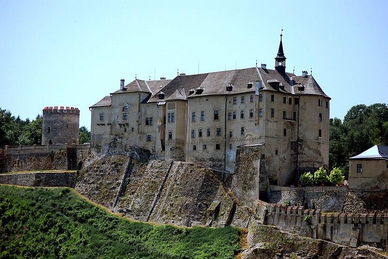 Castle - Český Šternberk