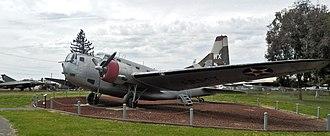 Douglas B-18 Bolo - B-18B at Castle Air Museum