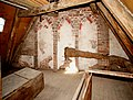 Castle Gate Luebeck - East side under roof of Toll-House DSC02059.JPG