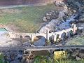 Catalunya en Miniatura-Pont medieval de Besalú.JPG