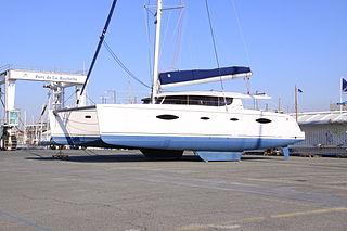 Fountaine-Pajot catamaran shipyard